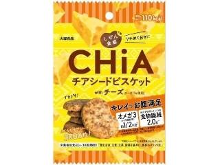 しぜん食感 CHiA チーズ