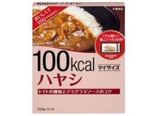 大塚食品 100kcalマイサイズ ハヤシ 箱150g