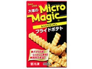 大塚食品 マイクロマジック フライドポテト 箱90g