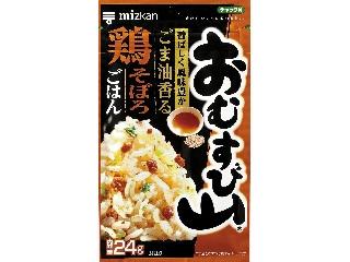 ミツカン おむすび山 ごま油香る鶏そぼろごはん 袋24g