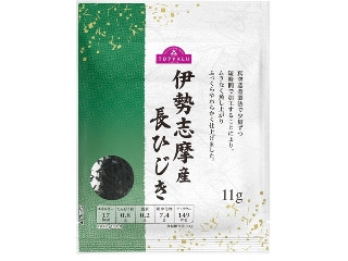 トップバリュ 伊勢志摩産 長ひじき 袋11g