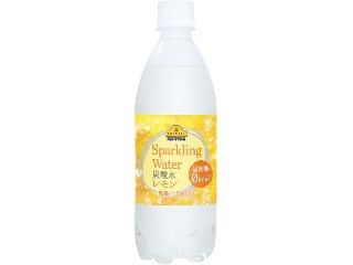 トップバリュ ベストプライス Sparkling Water 炭酸水 レモン ペット500ml
