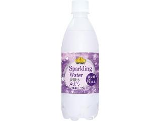 トップバリュ ベストプライス Sparkling Water 炭酸水 ぶどう ペット500ml