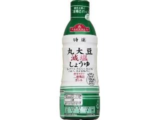 トップバリュ 特選 丸大豆減塩しょうゆ ボトル450ml