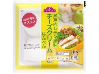 トップバリュ 瀬戸内レモン風味クリームチーズはんぺん 袋4個