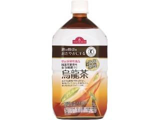 トップバリュ 国産茶葉使用 食物繊維入り 烏龍茶 ペット1000ml