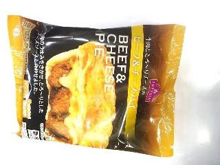 トップバリュ ビーフ&チーズパイ 1個