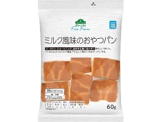 トップバリュ グリーンアイ Free From ミルク風味のおやつパン 袋60g