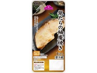 トップバリュ 銀たらの柚庵焼 パック1切