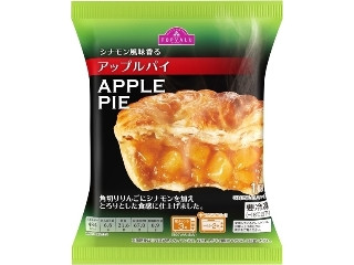 トップバリュ シナモン風味香る アップルパイ 袋1個