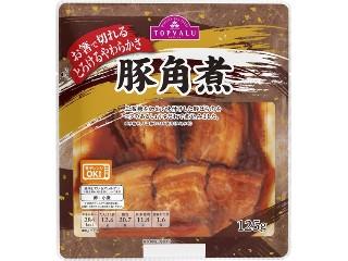 トップバリュ お箸で切れるとろけるやわらかさ 豚角煮 袋125g