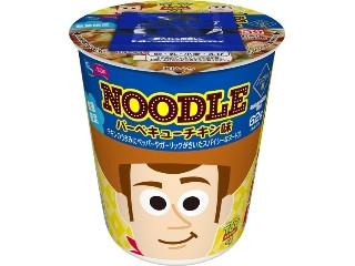 ディズニー NOODLE バーベキューチキン味 ノンフライ麺