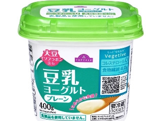 大豆イソフラボン含有 豆乳ヨーグルト プレーン