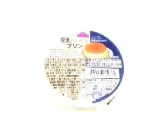 トップバリュ 豆乳からつくったプリン