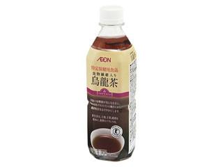 トップバリュ 食物繊維入り烏龍茶 ペット500ml