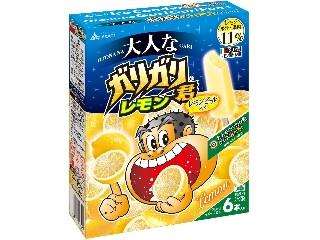 赤城 大人なガリガリ君 レモン 箱56ml×6