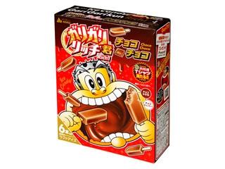 赤城乳業 ガリガリ君リッチ チョコチョコ 箱56ml×6
