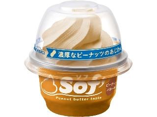 Sof' ピーナッツバター味