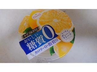 たらみ トリプルゼロ おいしい糖質0 すっきりグレープフルーツ カップ195g