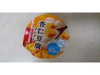 杏仁豆腐マンゴー