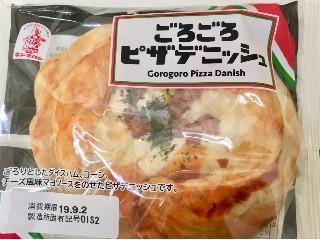 キンキパン ごろごろピザデニッシュ