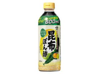 ヤマサ 昆布ぽん酢 ペット600ml