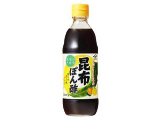 ヤマサ 昆布ぽん酢 瓶360ml
