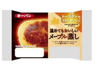 第一パン 温めてもおいしいメープル蒸し 袋1個