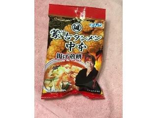 蒙古タンメン中本 揚げ煎餅