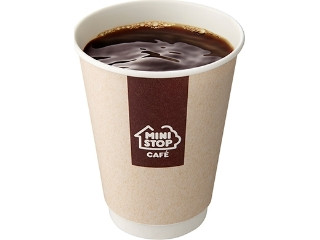 ミニストップ MINISTOP CAFE フェアトレード アメリカンコーヒー
