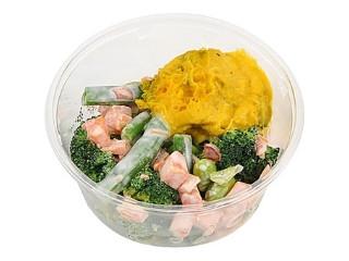 ミニストップ 1日分の緑黄色野菜サラダ