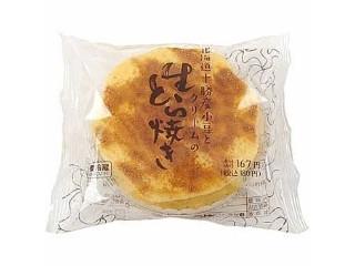ミニストップ 北海道十勝産小豆とクリームの生とら焼き