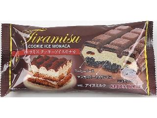 ミニストップ ティラミスクッキーアイスモナカ