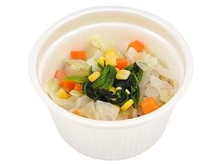 ミニストップ 1/2日分の野菜スープ