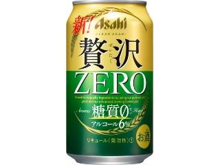 アサヒ クリアアサヒ 贅沢ゼロ 缶350ml