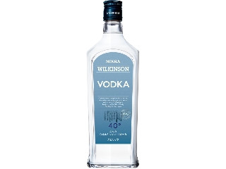 アサヒ ウヰルキンソン・ウオッカ 40% 瓶720ml