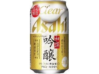 アサヒ クリアアサヒ 和撰吟醸 缶350ml