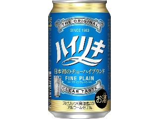 アサヒ ハイリキ ファインプレーン 缶350ml