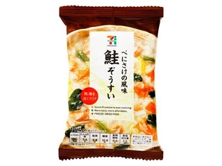 セブンプレミアム 鮭ぞうすい 袋19.4g