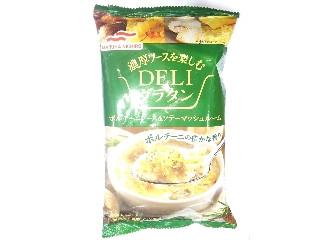 マルハニチロ 濃厚ソースを楽しむDELIグラタン ボルチー二ソース&ソテーマッシュルーム 1包装