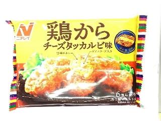 マルハニチロ 鶏からチーズタッカルビ味 袋6個