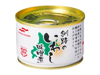 マルハニチロ 釧路のいわし味噌煮 缶150g