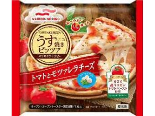 マルハニチロ うす焼きピッツァ トマトとモツァレラチーズ 袋1枚