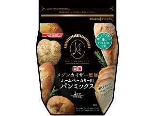 日清 メゾンカイザー監修 ホームベーカリー用 パンミックス 袋580g