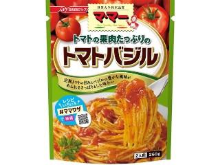 マ・マー トマトの果肉たっぷりのトマトバジル 袋260g