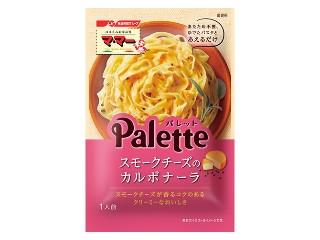 Palette スモークチーズのカルボナーラ