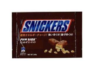 SNICKERS ファンサイズ ピーナッツ 袋240g