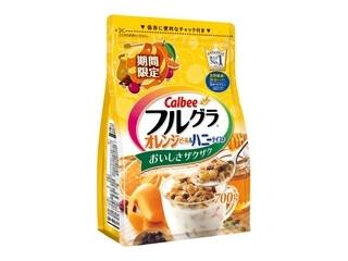 カルビー フルグラ オレンジピール&ハニーテイスト 袋700g