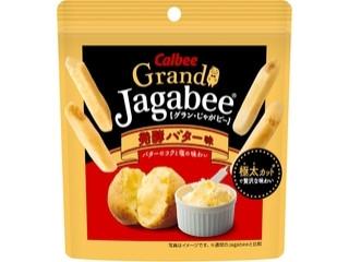 カルビー Grand Jagabee 発酵バター味 袋38g