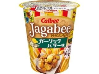 カルビー Jagabee ガーリックバター味 カップ38g